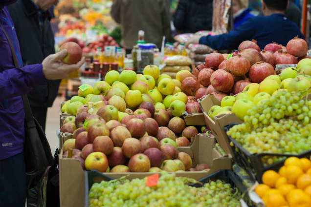Why healthy food and its local production should be part of the Covid-19 response