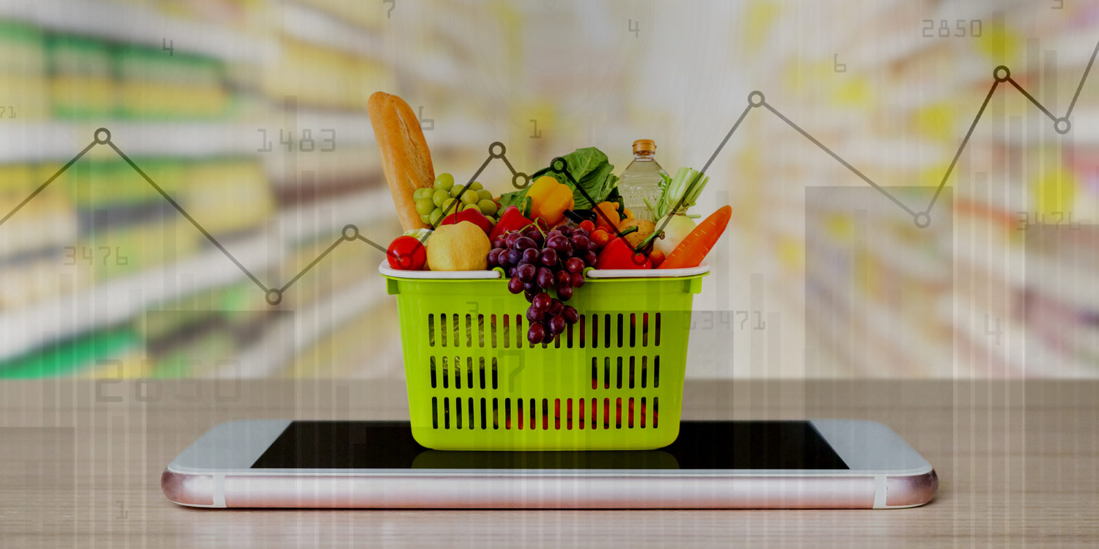 Food inflation fuelling rising inflation figures