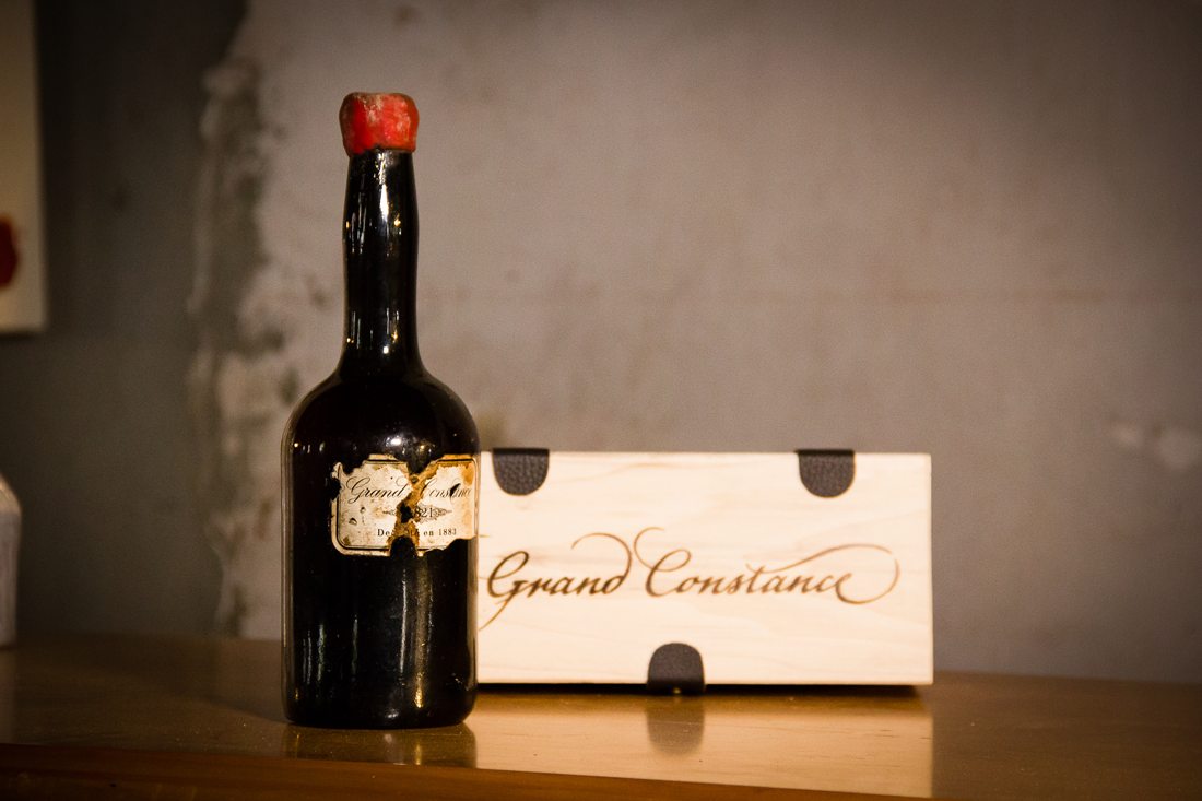 200-YEAR-OLD BOTTLE OF GRAND CONSTANCE BREAKS ALL EXPECTATIONS ON RARE WINE AUCTION