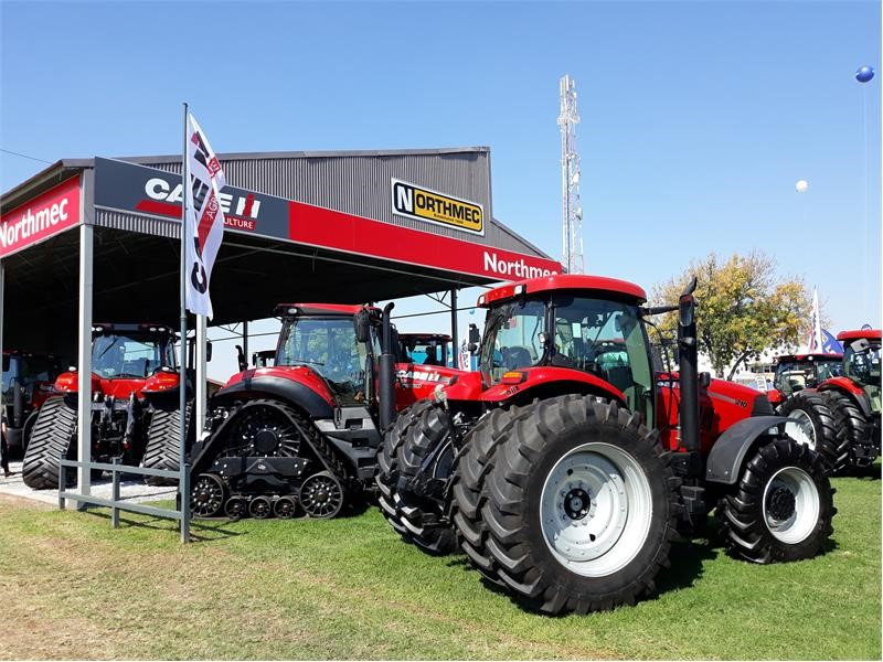 SA tractors and harvesters' sales remained robust in May 2021