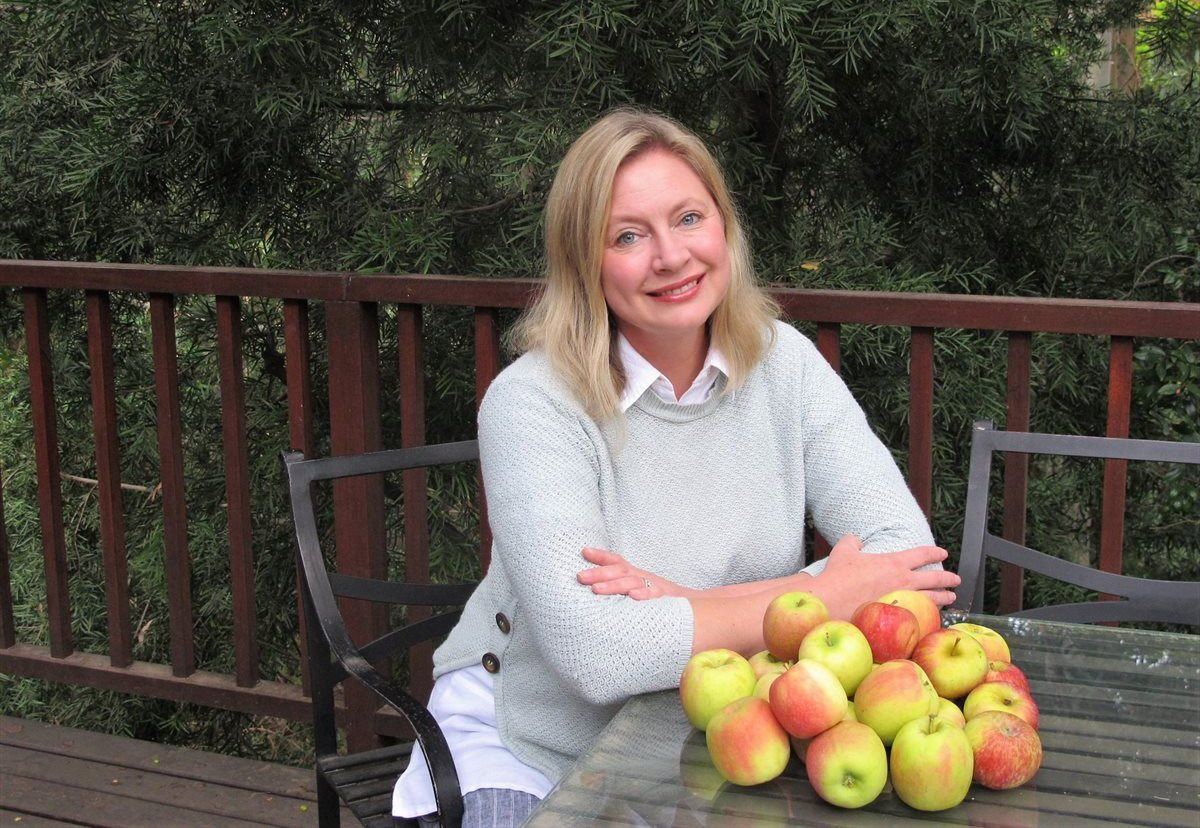 Fruit industry strengthened by new SU Research Chair for Dr Elke Crouch
