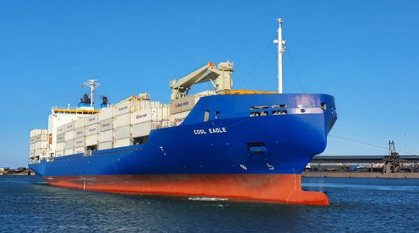 The importance of conventional reefer ships for the South African fruit export industry