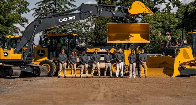 John Deere showcases construction, forestry equipment for sub-Saharan Africa