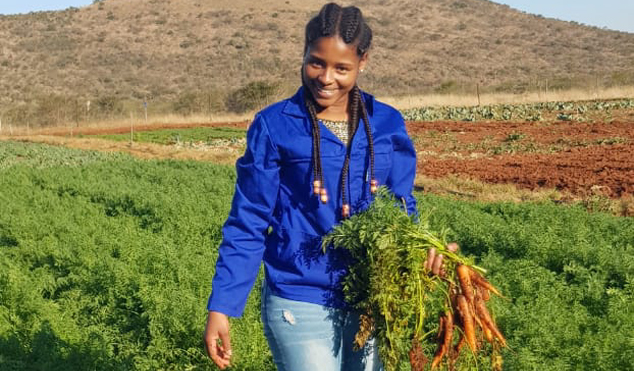 Limited funding, access to land constraining young farmers