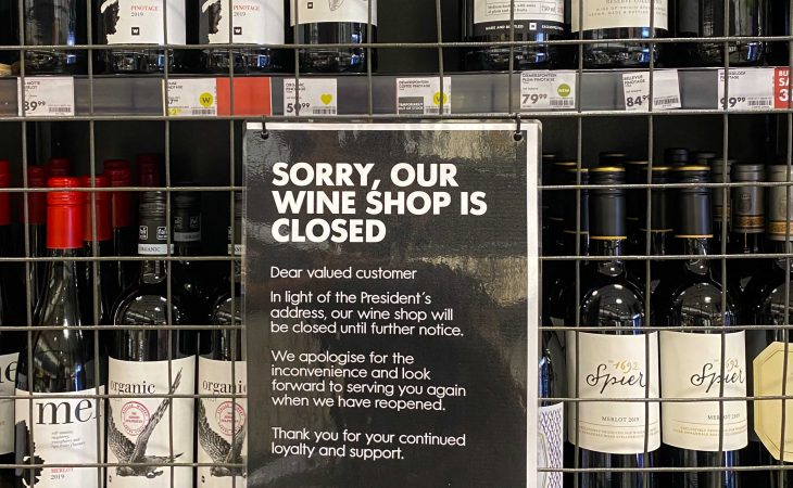 Wine industry in a dire position, Vinpro study shows